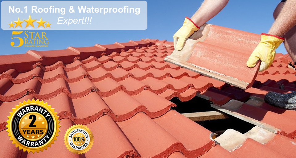 roof leak repairs and fixing cape town