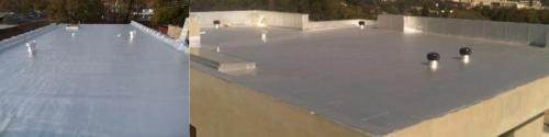 Waterproofing-Silver